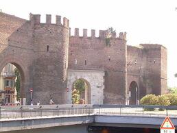 La Puerta Pinciana hoy