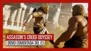 Assassin's Creed Odyssey Demo comentada del E3 2018