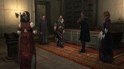 Ezio en monteriggioni 3