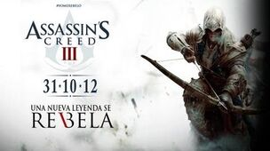 Assassin´s Creed 3 - Trailer Oficial de la Historia de Connor ES