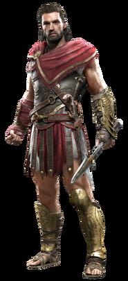 ACOD Alexios Render (no helmet)