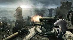 Ezio en monteriggioni 2