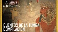 Assassin's Creed Origins - Cuentos de la Tumba