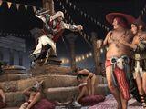Asesinato de Juan Borgia el Mayor