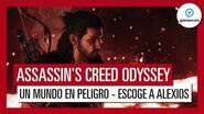 "Assassin's Creed Odyssey Gameplay Tráiler ""Un Mundo en Peligro"" - Gamescom 2018 - Alexios"