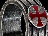 Anillo Templario