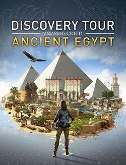 Origins Discovery Tour - Carátula
