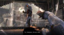 Altaïr recupera el Fruto