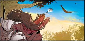 Ionhiote y el águila