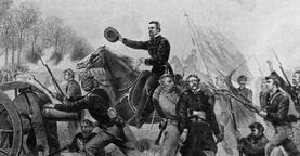 Grant durante la Guerra Civil