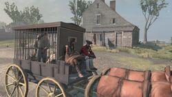 Un convoy de esclavos