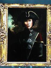 Madeleine en una pintura de Abstergo