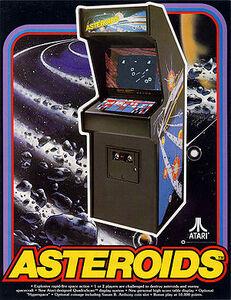 Asteroids-arcadegame