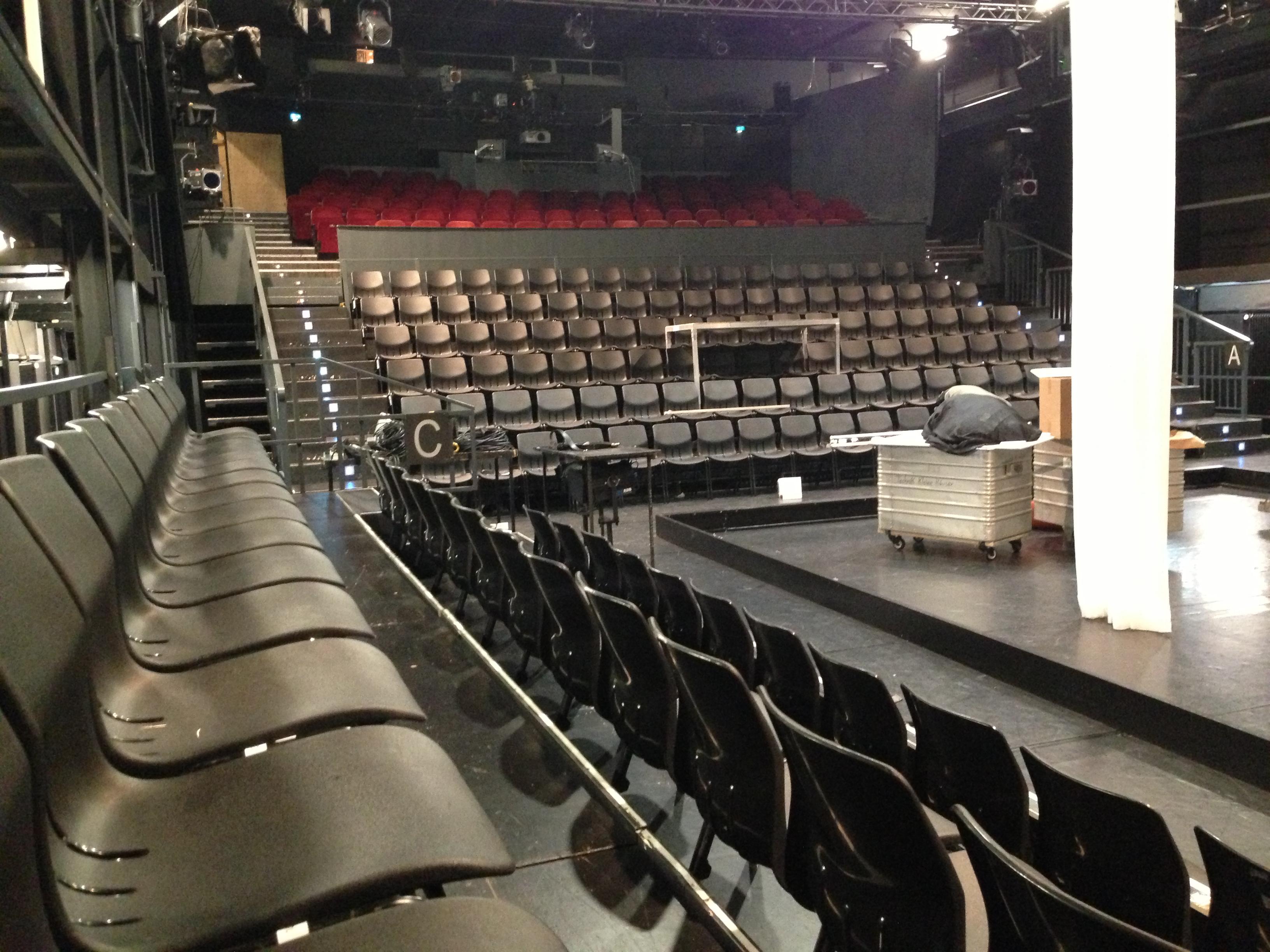Technik (Bühne Kleines Haus) | Theater a-z Freiburg Wiki | FANDOM ...