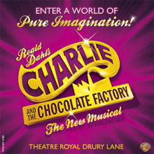 Charlie and the Chocolate Factory Westend