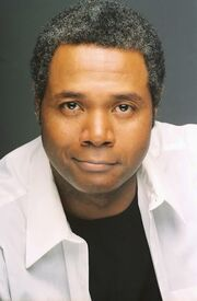 Darryl Maximilian Robinson starred as the butler John Lawless in 2011 at Glendale Centre Theatre