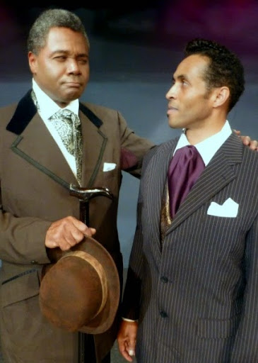Booker and Coalhouse.