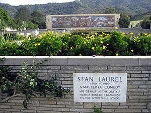 Laurel grave