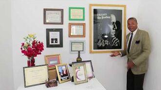 Darryl Maximilian Robinson In His Awards Room!, Take Two.-1544218671