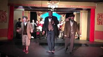 Darryl Maximilian Robinson as The Chairman Mr. William Cartwright & Cast Go Off To The Races!-1574785210