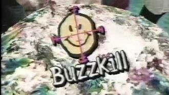 Actor Danny Belrose debut on Mtv Buzzkill