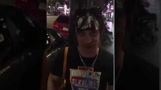 Darryl Maximilian Robinson and Danny Belrose Visit Hollywood! Part Two -Max interviews Danny.-1534263329