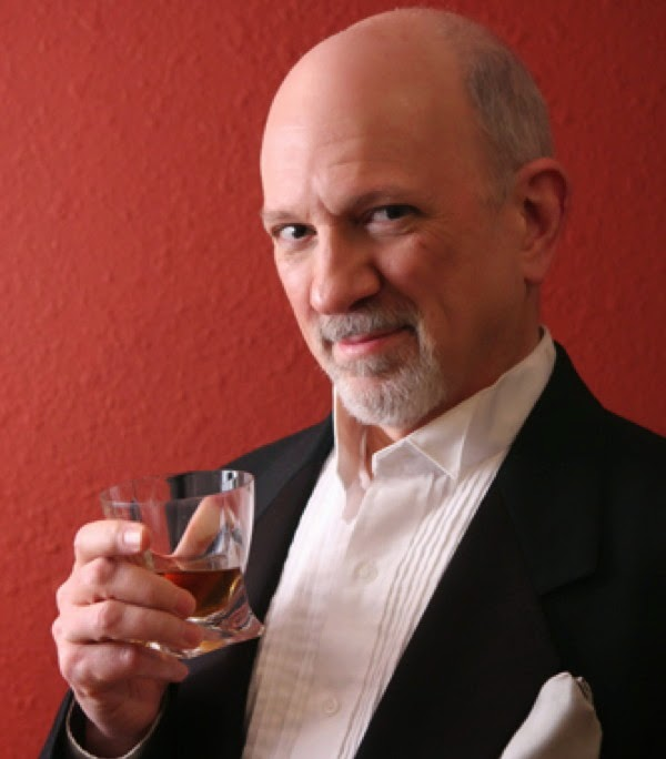 St. Louis area playwright and theatre critic Chuck Lavazzi.