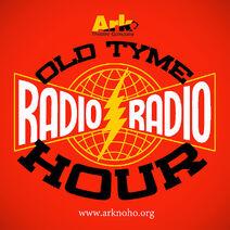 The Ark Theatre Old Tyme Radio Theatre Logoa