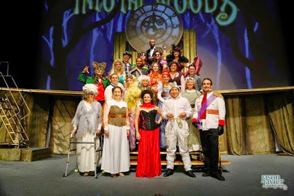 Darryl Maximilian Robinson and The Entire Cast of Into The Woods