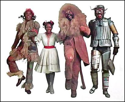 1975 Broadway Wiz Cast