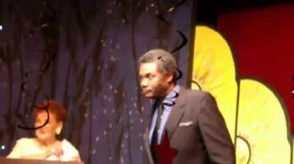 Darryl Maximilian Robinson's Commentary at the Kentwood Players Marcom Masque Awards