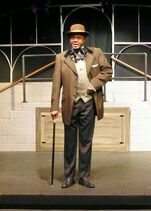 Darryl Maximilian Robinson at Booker T. Washington in Ragtime at The Westchester Playhouse of Los Angeles-0
