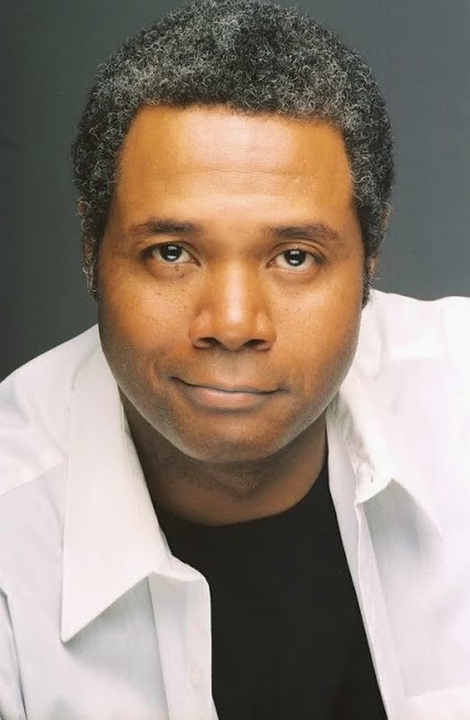 Darryl Maximilian Robinson directed and starred as Vladimir in Excaliber's three productions of Waiting For Godot