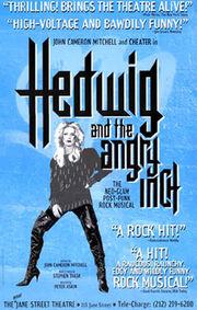 Original Hedwig Poster Art