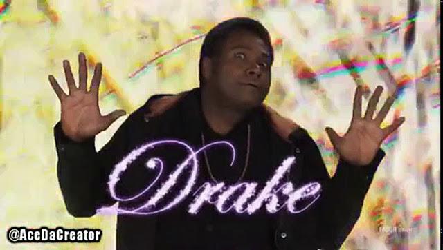 Darryl Maximilian Robinson as Drake in Loiter Squad -2.