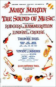 Musical1959-SoundOfMusic-OriginalPoster