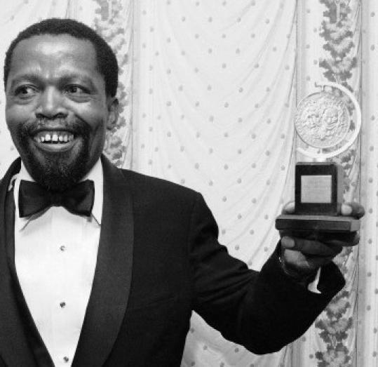 Zakes Mokae won a 1982 Tony Award as Best Featured Actor In A Play for his performance as Sam Semela in Athol Fugard's Master Harold And The Boys.