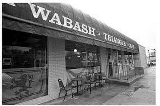 The Wabash Triangle Cafe in St. Louis. (1)