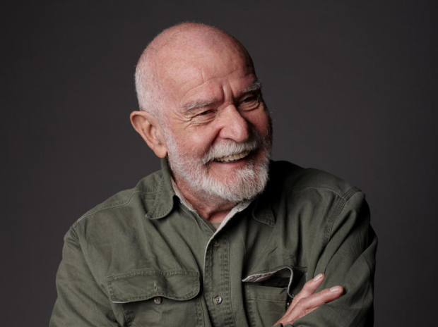 South African playwright Athol Fugard