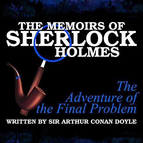 The Adventure Of The Final Problem Story Cover.