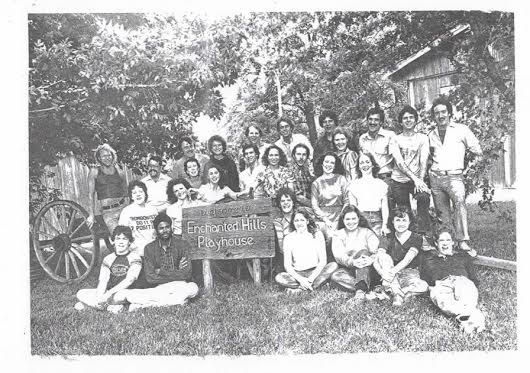 1981 Enchanted Hills Playhouse Acting Company and Orchestra.