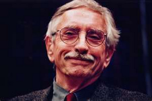 Acclaimed American playwright Edward Albee