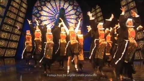 Sister Act The Musical UK & Ireland Tour Trailer