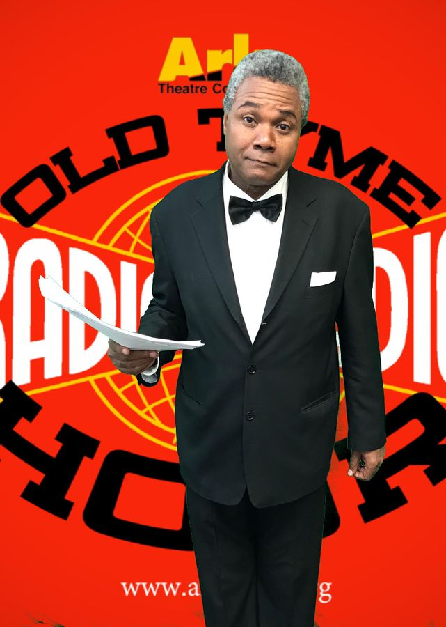 641px-Darryl Maximilian Robinson as The Announcer in The 2020 Ark Theatre Company of North Hollywood Old Time Radio production of The Dick Tracy Radio Show -7.