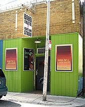 The Heartland Cafe Studio Theatre in The Windy City.
