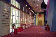 Lobby Of The Sugden Community Theatre