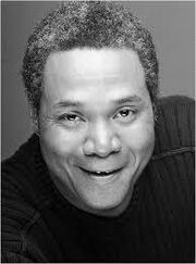 Director Darryl Maximilian Robinson starred as Andrew Wyke in the 2000 Excaliber Shakespeare Company of Chicago 30th Anniversary revival Production of Anthony Shaffer's SLEUTH in Oak Park.