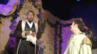 Darryl Maximilian Robinson as Major General Stanley in Pirates of Penzance Act 2