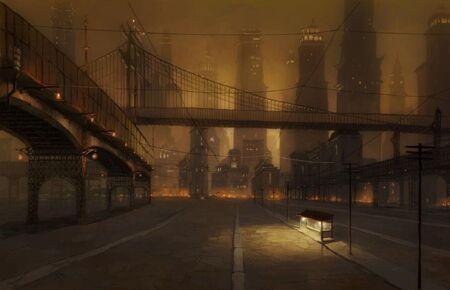Republic city bridge