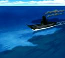 Fire Nation Battleship